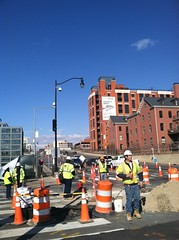 Western Turnaround construction