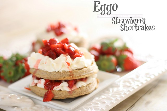 Eggo Strawberry Shortcakes 005
