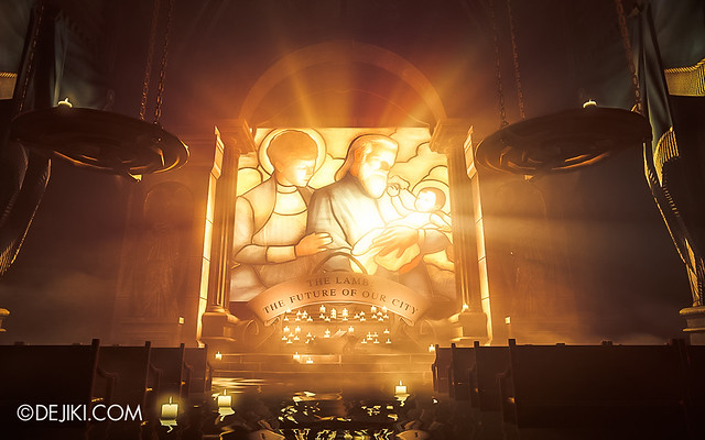 BioShock Infinite - Welcome-Center2