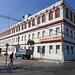 La antigua fábrica de tabacos Trinidad y Hermano, hoy Ramiro Lavandero Cruz. Ranchuelo, Villa Clara, Cuba - 2013