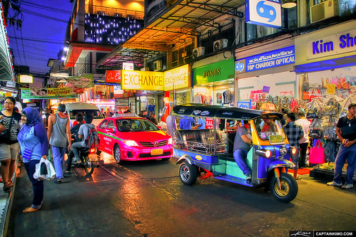 Pratunam Night Market Bangkok