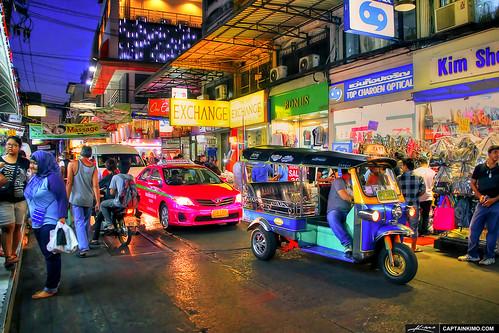 Pratunam Night Market Bangkok