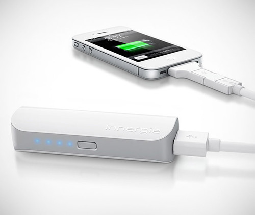 Portable chargers for smart phones