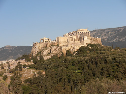 Athens: The Acropolis