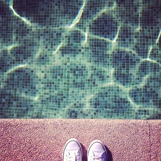 Bon dia! #bondia #mallorca #water #swimmingpool #sunday #sabassarotja.com #sun
