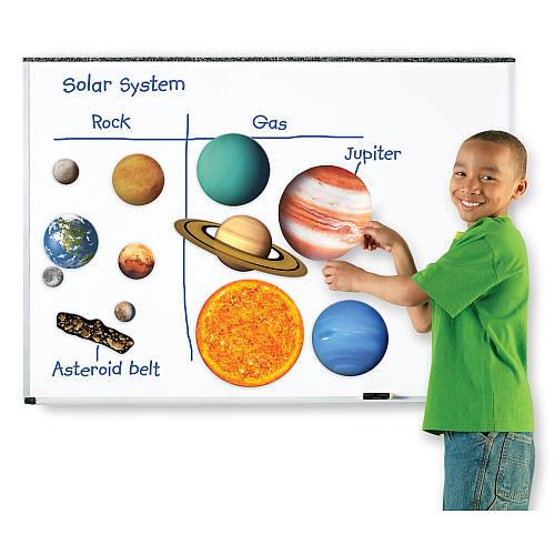magnetic solar system kit