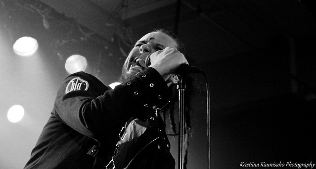 Black Light Discipline @ Kulttuuriareena 44 (Kuopio) 5.4.2013
