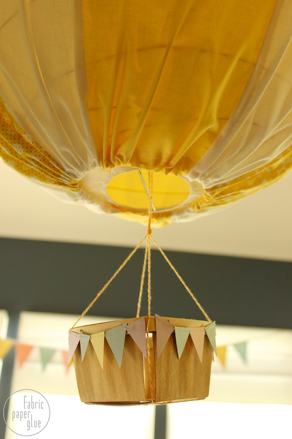 DIY Hot Air Balloons 7