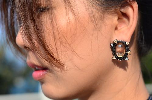 Acacia earring
