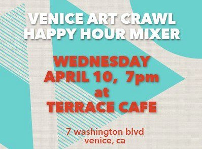 Venice Art Crawl Mixer