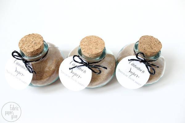 DIY Shower Favors 16