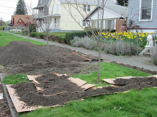 Gardening - Spring 2013