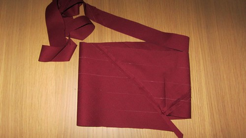 How to make bias binding step 5