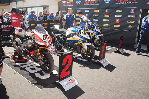 Super bike Motorland 2013