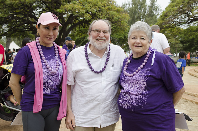 Karen Chang, Governor Neil Abercrombie and Greenwood