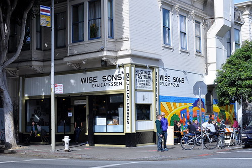 Wise Sons Jewish Delicatessen - Mission - San Francisco
