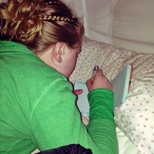 Camping diaries