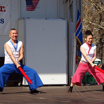 Samurai Sword Soul Performance, 2013 Essex County Cherry Blossom Festival, Branch Brook Park, New Jersey