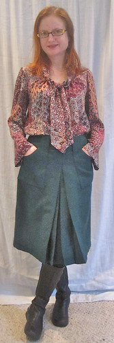 Paisley Front, Pockets
