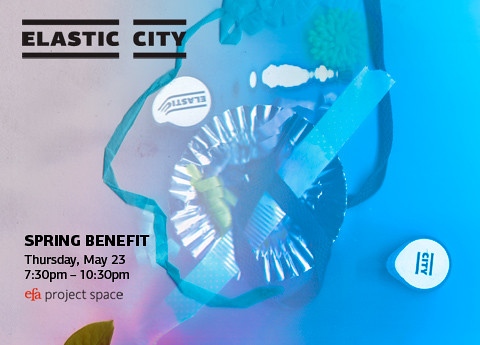 Elastic City Spring Benefit 2013