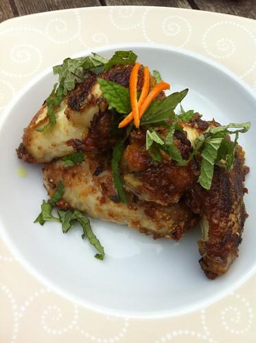 Malaysian Ayam Goreng