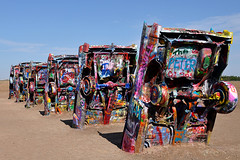 Cadillac Ranch - There's No Turning Back