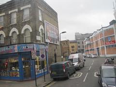 The corner of Bayford Street IMG_1685