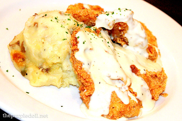 Chicken Fried Chicken P199