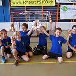 Unihockey Turnier Scherz 2014