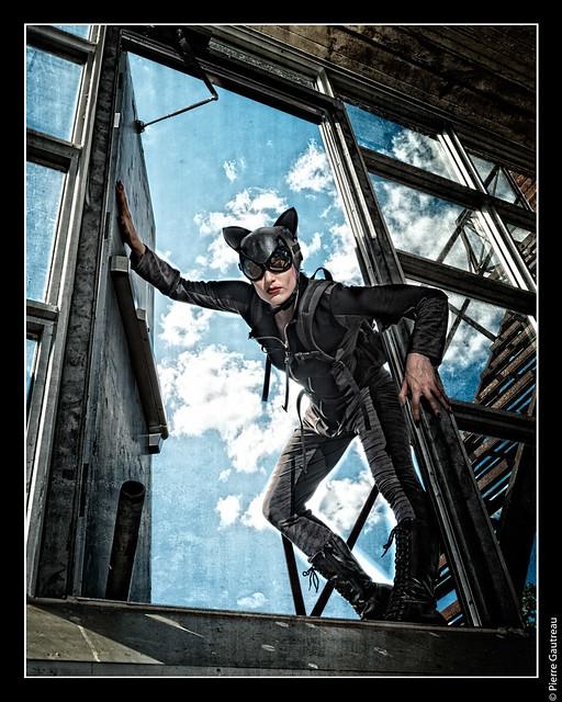 Catwoman - Rhapsody Bluth