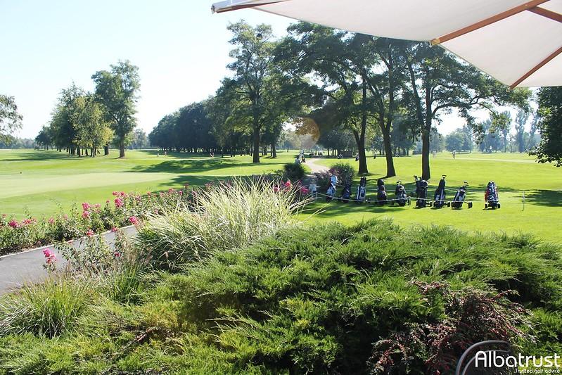 photo du golf Golf De Strasbourg - Parcours