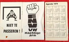 FNV zakagenda 1979