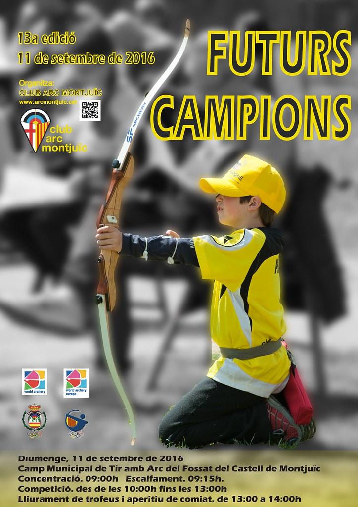 Cartell_FUTURS CAMPIONS_2016 - clubarcmontjuic - Flickr