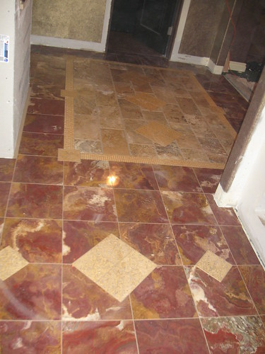 Travertine and marble designs