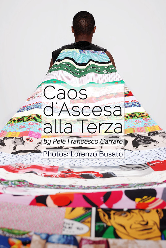 CAOS D'ASCESA ALLA TERZA by Pele Francesco Carraro