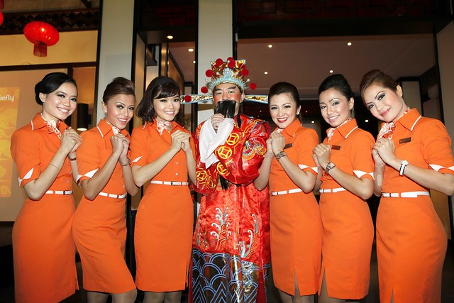 Pix 1 - Cabin Crew New Uniform.JPG