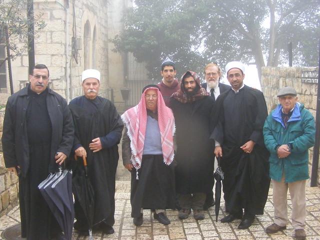Abrahamic Reunion, Tsfat, Feb. 4, 2012