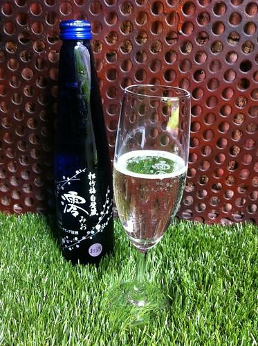 IKYU - Sparkling Sake