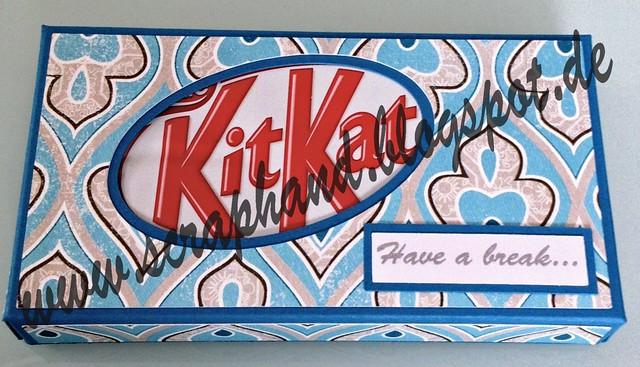 KitKat - Verpackung