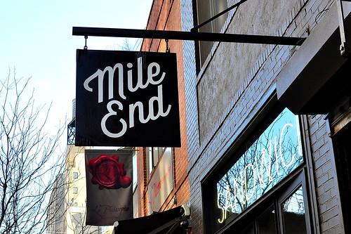 Mile End Deli - New York City