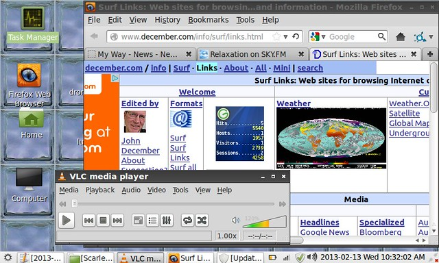 EEEPC Screenshot