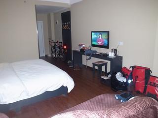 大きな部屋