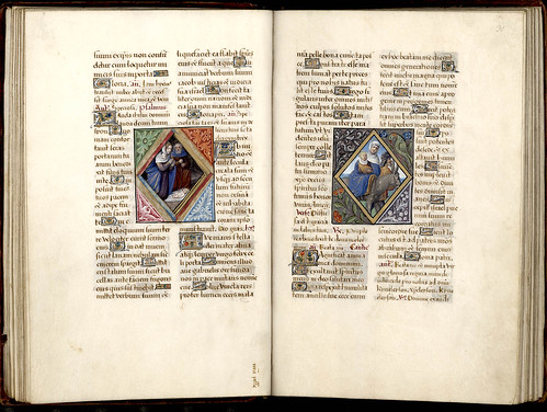 031-29v-30r-Thott 541 4 ° Liber horarum –Francia 1500- The Royal Library