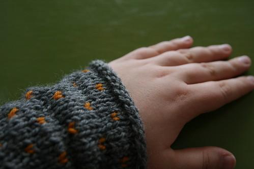 Warm wrists