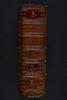 Binding of Carcano, Michael de: Sermonarium de peccatis per adventum et per duas quadragesimas