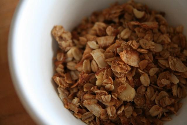 my new favorite granola recipe