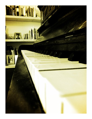 Ivories tickled... On with the rest of the day :)