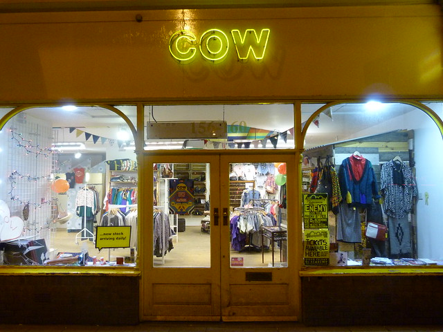 COW Lock- In