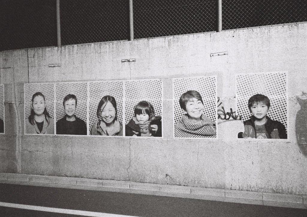 Wall of Portraits 1