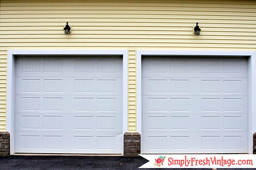 Garage Doors ... Simply Fresh Vintage
